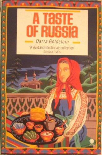 9780722138748: A Taste of Russia