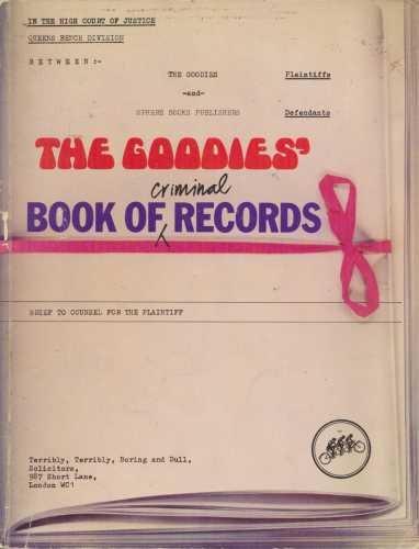 9780722139608: Book of Criminal Records