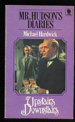 9780722143049: Mr. Hudson's Diaries (Upstairs Downstairs)