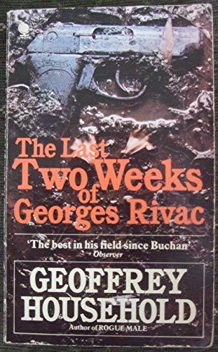 9780722146729: Last Two Weeks of Georges Rivac