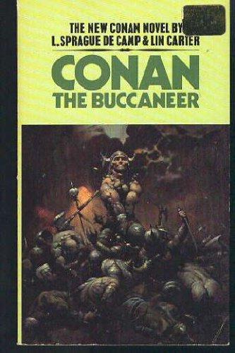9780722146828: Conan the Buccaneer