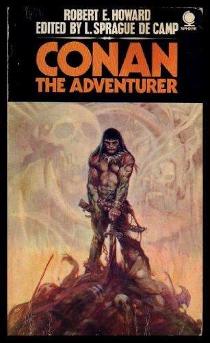 9780722146880: Conan the Adventurer