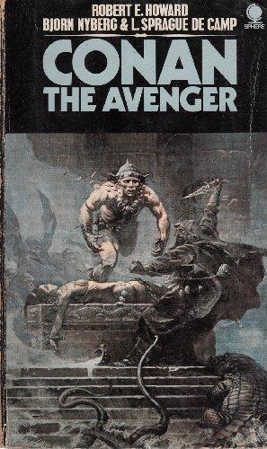 9780722146934: Conan the Avenger