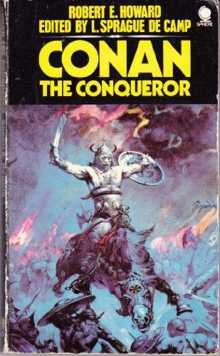 9780722147023: CONAN THE CONQUEROR
