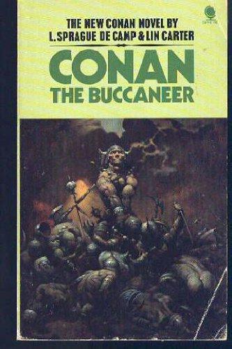 9780722147054: Conan the buccaneer