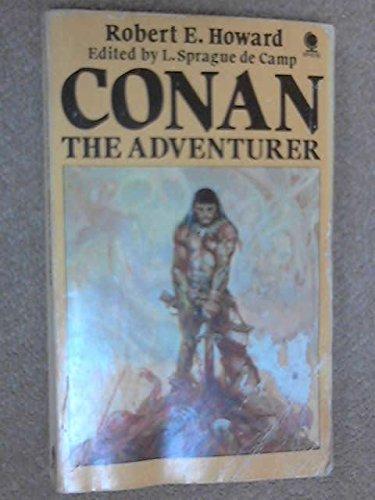 9780722147337: CONAN THE ADVENTURER
