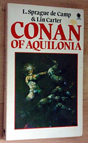 9780722147443: Conan of Aquilonia
