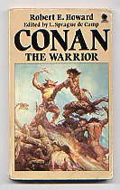 Conan the Warrior (0722147481) by Howard, Robert E