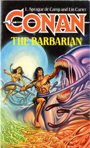 9780722147504: Conan the Barbarian
