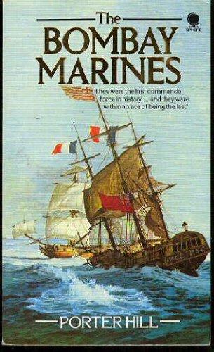 9780722148518: The Bombay Marines