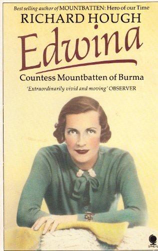 9780722148549: Edwina Countess Mountbatten of Burma