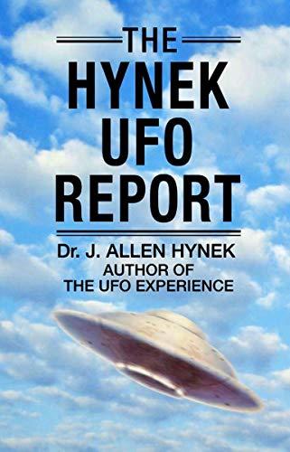 9780722148600: The Hynek UFO report