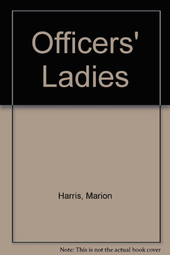 9780722148761: Officers' Ladies
