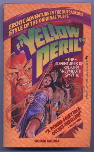 9780722149478: Yellow Peril: The Adventures of Sir John Weymouth-Smythe