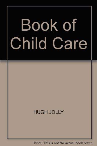 9780722150627: Book of Child Care