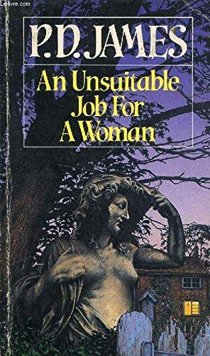9780722150955: Unsuitable Job for a Woman