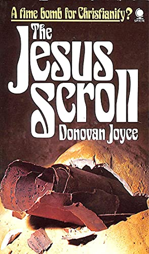 9780722151037: The Jesus scroll (A time bomb for Christianity?)