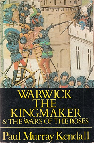 9780722151556: Warwick The Kingmaker & The War Of The Roses