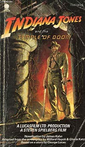 9780722151723: Indiana Jones and the Temple of Doom: Novel