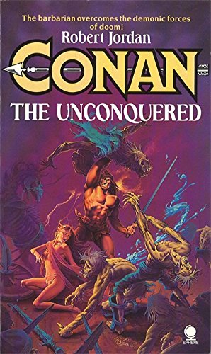 9780722151945: Conan the Unconquered