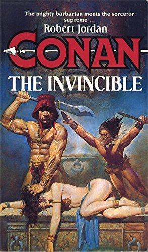 9780722151952: Conan the Invincible