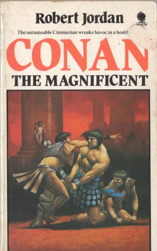 9780722151983: Conan the Magnificent