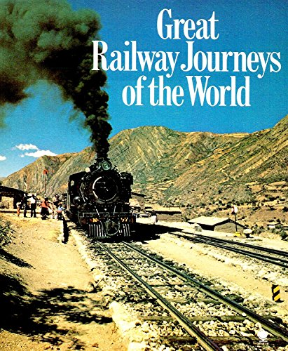 9780722152447: Great Railway Journeys of the World