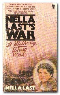 9780722153871: 'NELLA LAST'S WAR: A MOTHER'S DIARY, 1939-45'