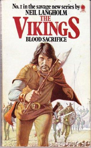 9780722153901: Blood Sacrifice (The Vikings! Vol 1)