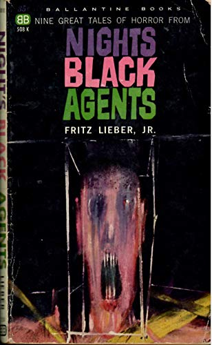 9780722154762: Night's Black Agents