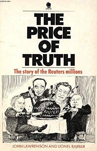 9780722154878: The Price of Truth: The Story of the Reuters Millions