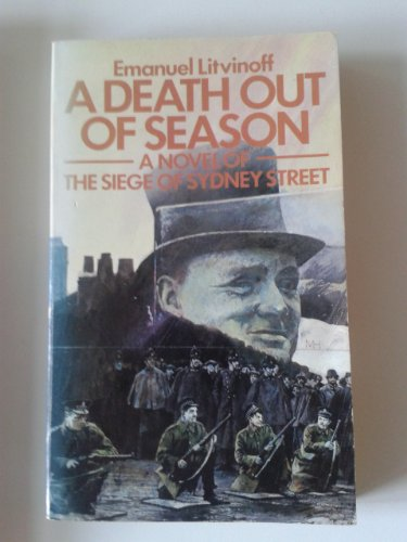 9780722155554: Death Out of Season