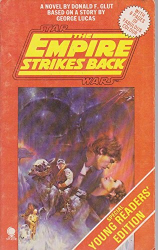 9780722156506: The Empire Strikes Back - Young Readers Edition