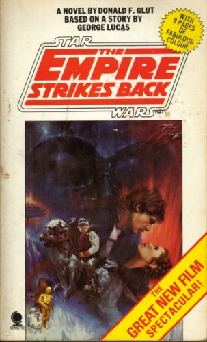 9780722156537: THE EMPIRE STRIKES BACK