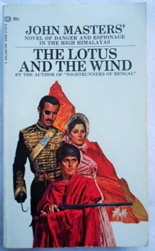 9780722158074: The Lotus and the Wind