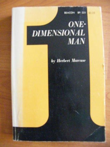 9780722158425: One-dimensional Man