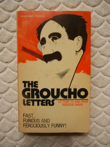 9780722158555: The Groucho letters
