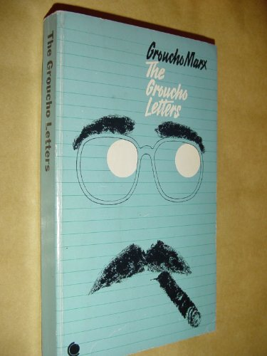 9780722158562: Groucho Letters
