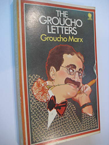 9780722158586: The Groucho letters