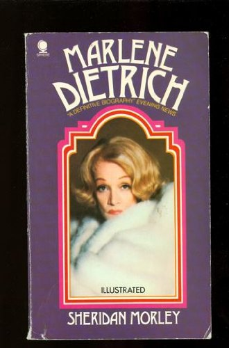 9780722161630: Marlene Dietrich