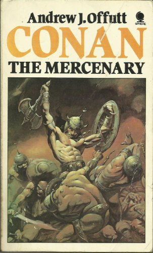 9780722165140: Conan 15:The Mercenary