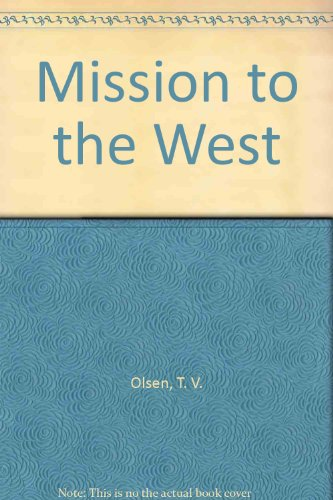 9780722165263: Mission to the West