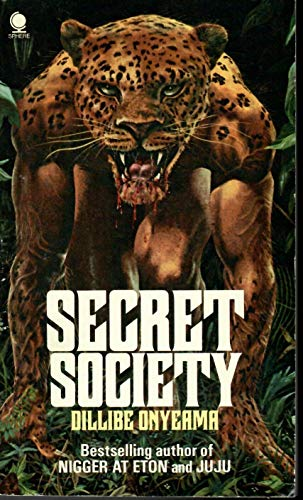 Secret Society (0722165447) by Onyeama, Dillibe