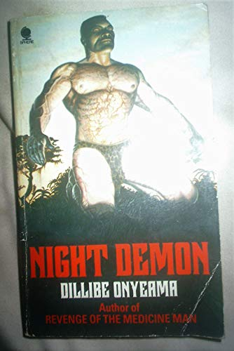 Night Demon (0722165498) by Dillibe Onyeama