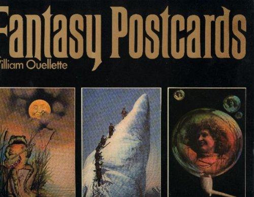 9780722165690: Fantasy postcards