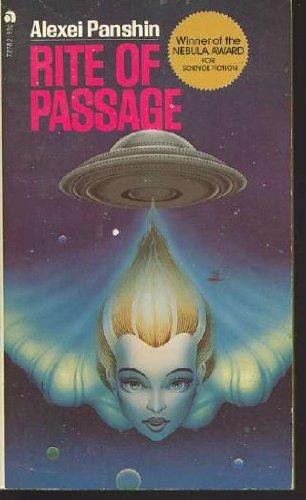 9780722166857: Rite of Passage
