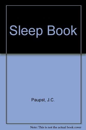 9780722167359: Sleep Book