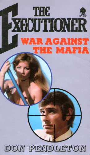 9780722167830: The Executioner War Against the Mafia