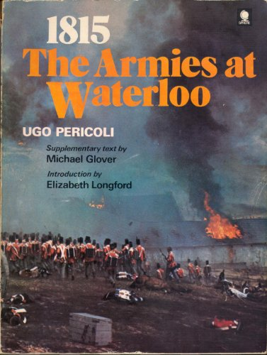 9780722167953: 1815: the armies at Waterloo