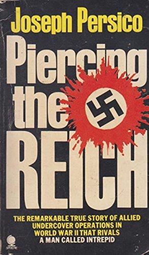 9780722168097: Piercing the Reich